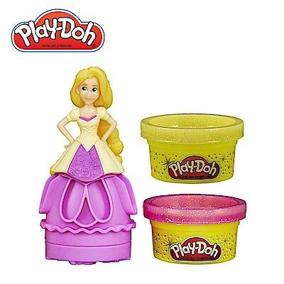 Play-Doh培樂多-迪士尼公主遊戲組-長髮公主樂佩