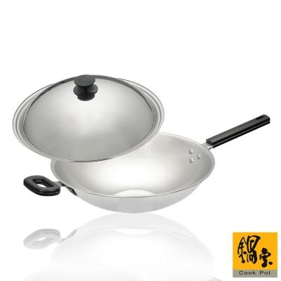 鍋寶 五層複合金炒鍋-36cm SS-5370QX