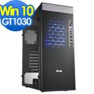 華碩Z370平台[颶風戰士]i3四核GT1030獨顯OPTANE超激速效能Win10電腦
