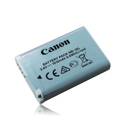 CANON NB-12L / NB12L 專用相機原廠電池 (全新密封包裝)