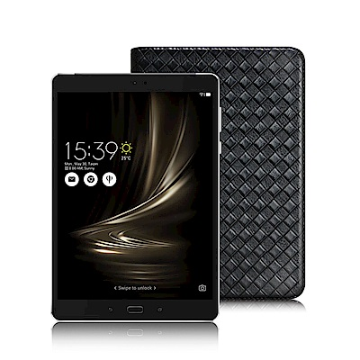 XM ASUS ZenPad 3S 10 Z500KL 9.7吋 魔幻編織立架側扣皮套