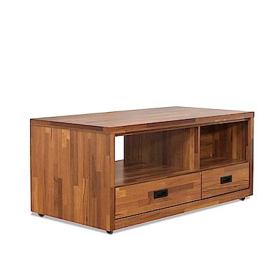 【多瓦娜】貝卡4尺茶几(附椅)120x60x52/三色