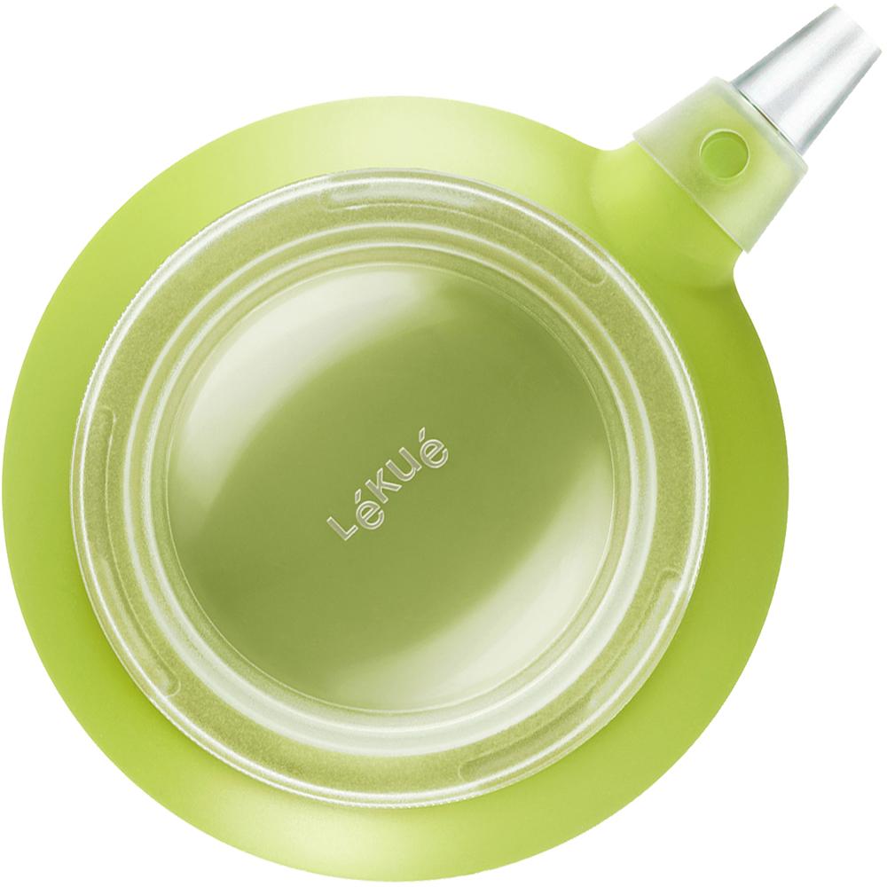 LEKUE 六花嘴擠花器(綠L)