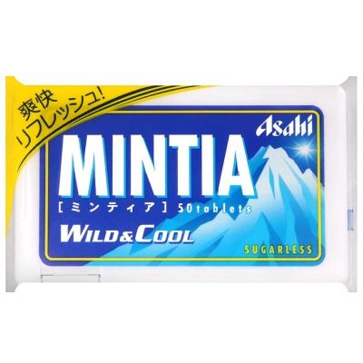 ASAHI MINTIA糖果-冰涼薄荷(7g)
