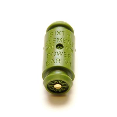 第六元素 POWER BAR V1 綠色奇蹟電集棒(單品)