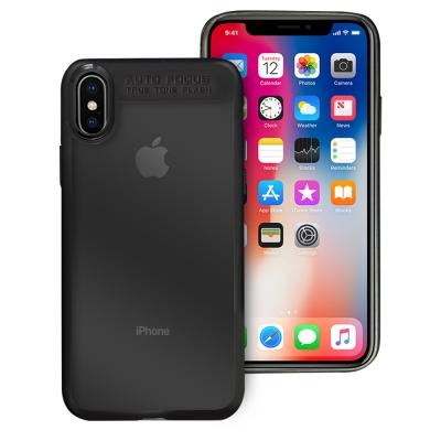 LUCCIDA Apple iPhone X 天眼雙料背蓋