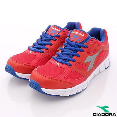 DIADORA義大利國寶鞋-羽量慢跑款-MR3002紅(男段)N