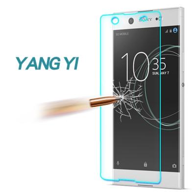 揚邑 SONY Xperia XA1  Ultra 6吋 9H鋼化玻璃保護貼膜
