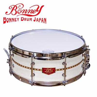 BONNEY JAM SN1455W 日本手工小鼓 鏡面白