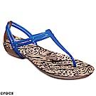 Crocs 卡駱馳 (女鞋) 伊莎貝拉T型涼鞋 204859-4HS