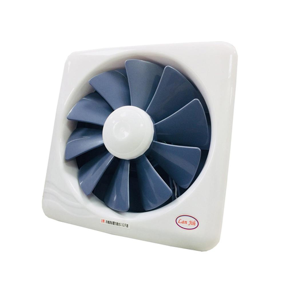 (2入組)正豐 12吋百葉吸排扇/通風扇/排風扇/窗扇 (GF-12)風強且安靜