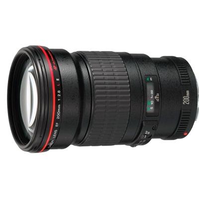 Canon EF 200mm F2.8 L II USM 望遠定焦鏡頭(公司貨)