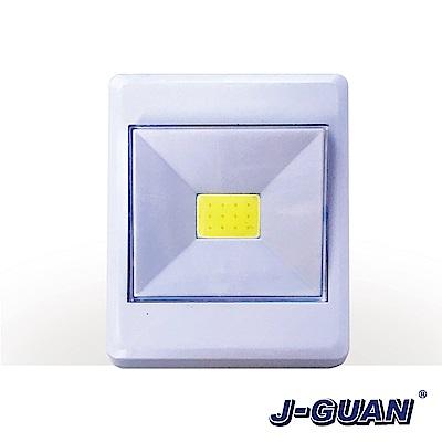J-GUAN 高亮度多用途COB白光LED照明燈