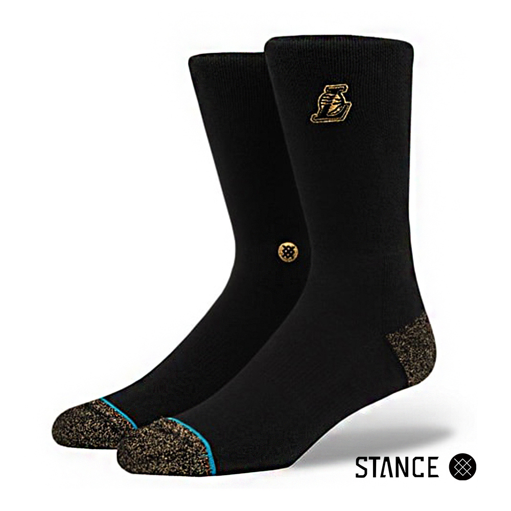 STANCE LAKERS TROPHY-男襪-NBA球隊襪Trophy設計款