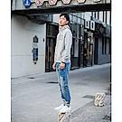 牛仔褲 男款 512 低腰錐形褲 彈性布料 大補丁 - Levis