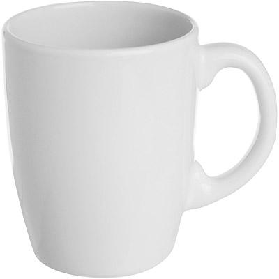 EXCELSA 陶製馬克杯(白 260 ml)