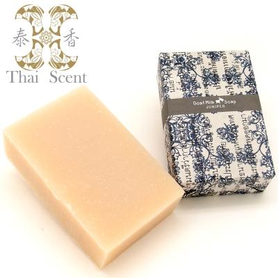 ThaiScent泰香 杜松山羊奶手工保養皂100g