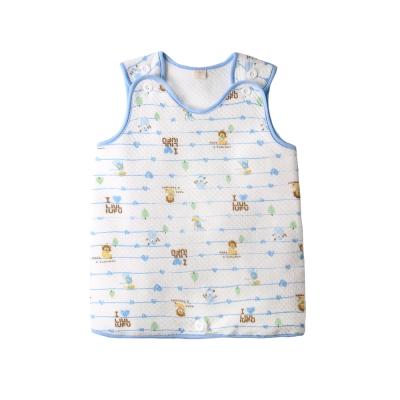 baby童衣-寶寶連身背心-卡通造型空氣棉睡袋馬甲50492