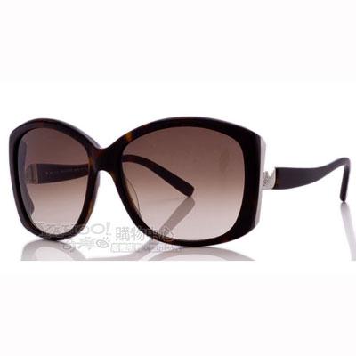 SWAROVSKI-時尚太陽眼鏡(琥珀色)SW14