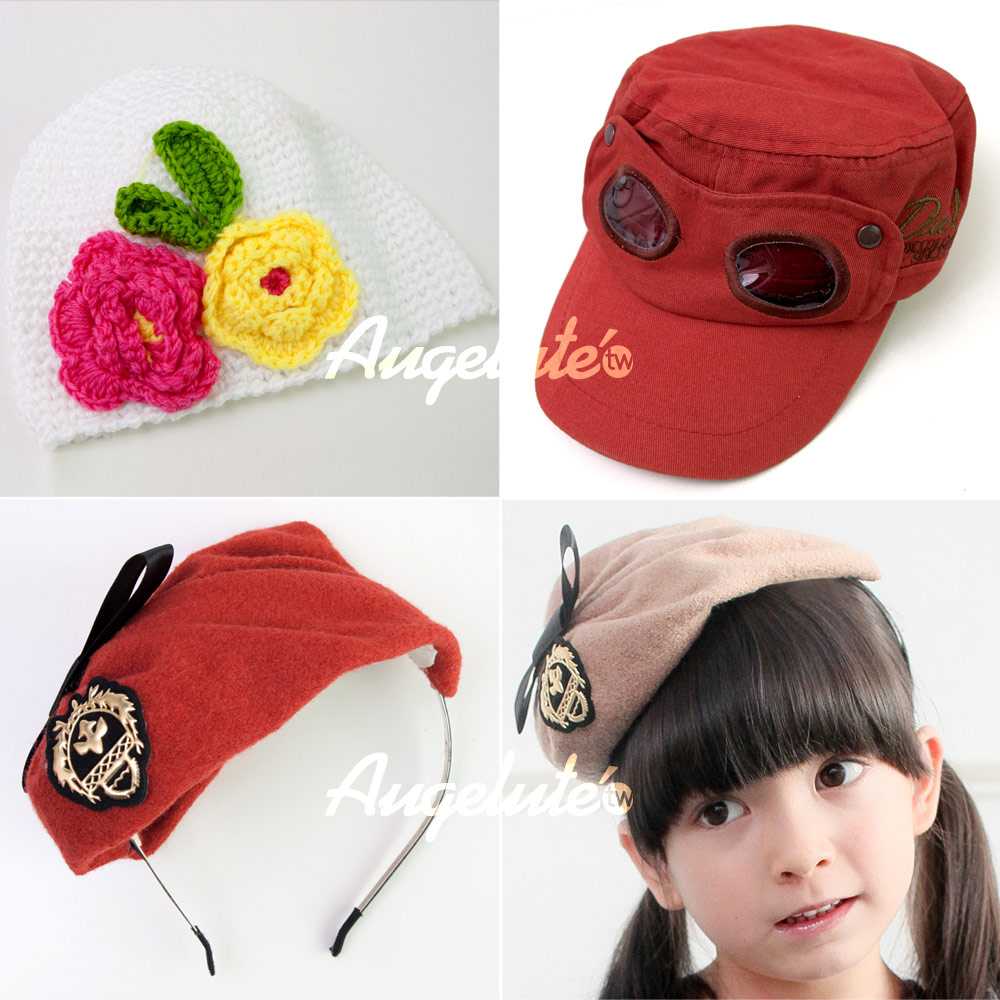 【baby童衣】造型 兒童裝飾帽   F1032
