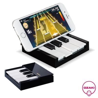 Ozaki-TAPiano-迷你鋼琴造型藍牙遊戲控