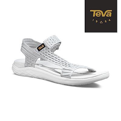 TEVA 原廠貨 女 Terra-Float 2 Knit 輕量運動涼鞋/雨鞋/水鞋 亮白