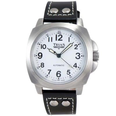 【Trias】德國藝術風自動上鍊機械錶