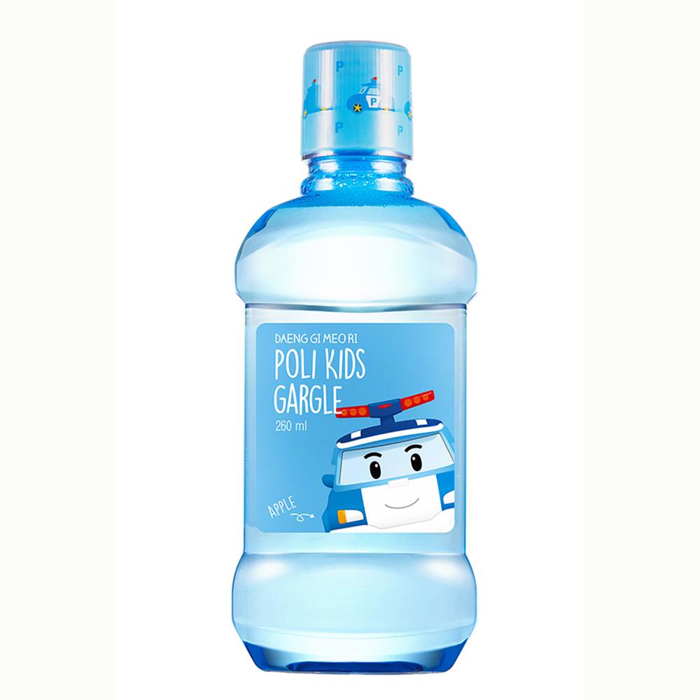 POLI 波力-波力兒童漱口水 蘋果口味(260ml)