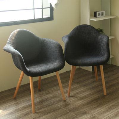 YKSHOUSE-Eddie。艾迪名品風造型椅-五色可選