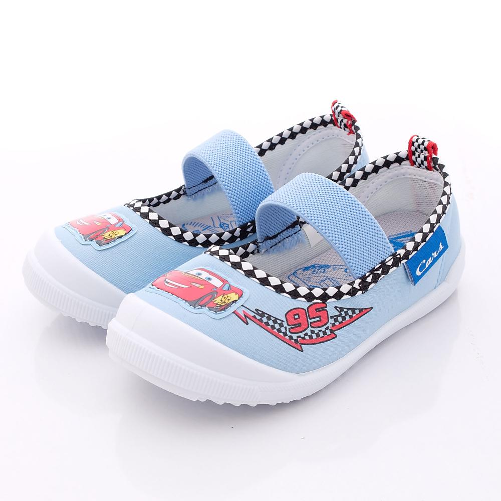 迪士尼童鞋-Cars麥坤休閒款-320435淺藍(中小童段)HN