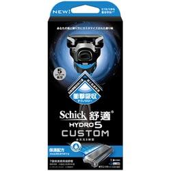 舒適牌 水次元 5辨型 刮鬍刀 1入 刀片2入 保濕配方
