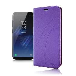 Topbao Samsung Galaxy S8 Plus 典藏星光隱扣側翻皮套