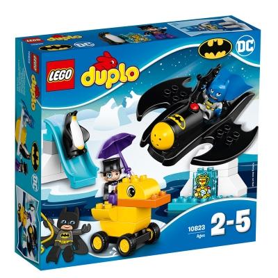 LEGO樂高 得寶系列 10823 蝙蝠俠冒險 (3Y+)