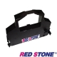 RED STONE for PRINTEC PR836S黑色色帶 product thumbnail 1