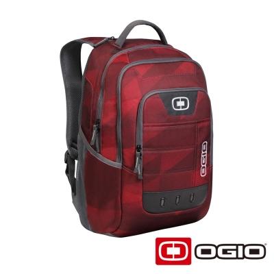 OGIO OPERATIVE II 17吋 行動電腦後背包-暗紅色