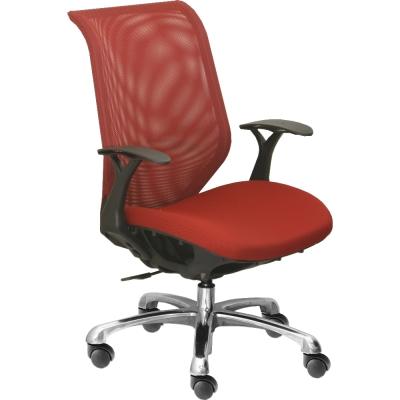 COLOR 力士限定塑型大座墊網背椅(強力彈簧)