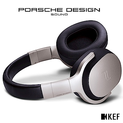 KEF PORSCHE DESIGN SPACE ONE Wireless 無線抗噪耳機