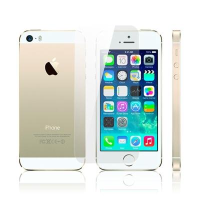 D&A 蘋果 iPhone 5/5S/SE 專用日本AAA頂級螢幕+機身...