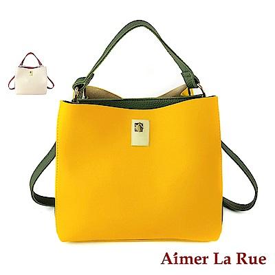 Aimer La Rue 手提側背斜背包 芭朵斯系列(二色)
