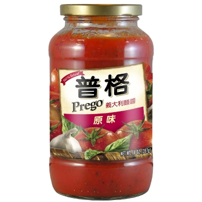 Prego 原味義大利麵醬(680g)