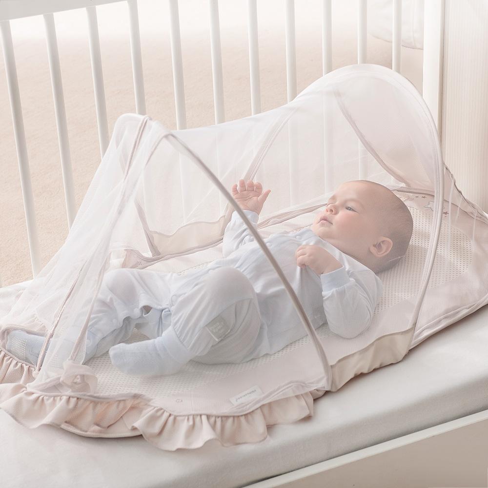 【限時滿額送玩樂劵】奇哥 立體透氣防蚊睡墊