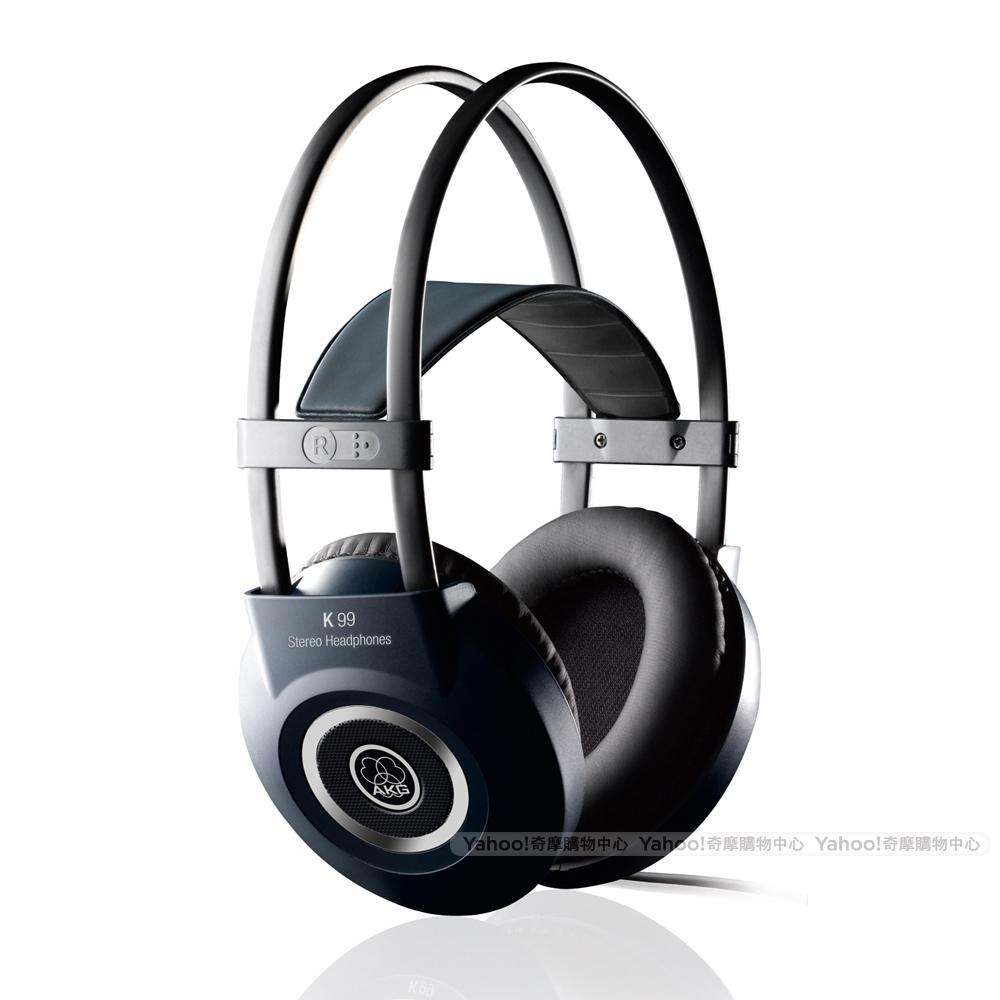 AKG K99 Semi-Open Headphone 半開放式 頭戴耳機