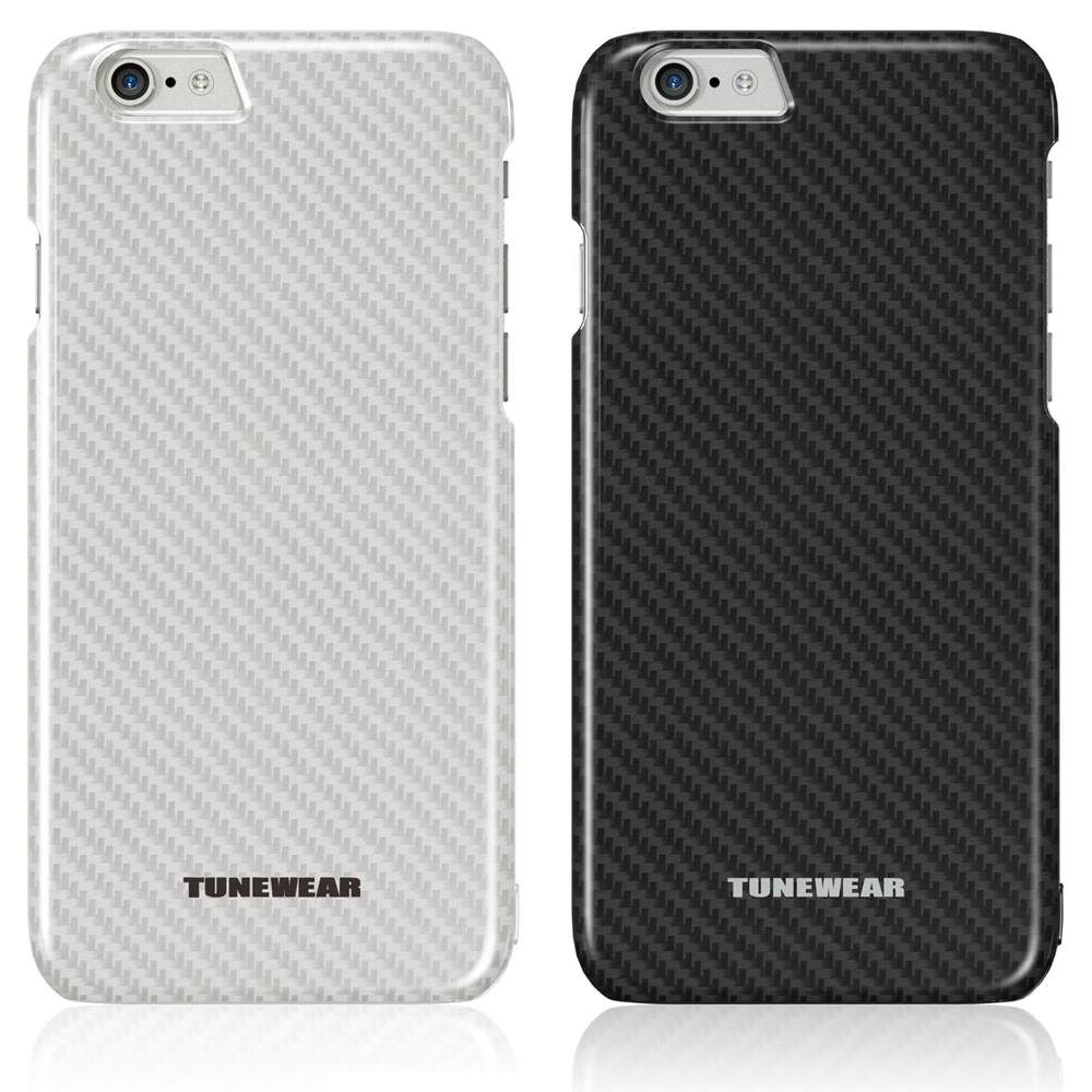 Tunewear Carbonlook iPhone6 Plus(5.5吋)保護殼