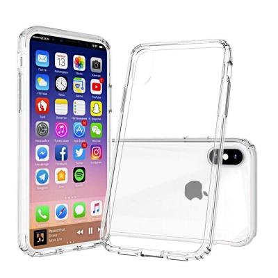 透明殼專家iPhone X 透明PC+TPU雙材質防摔殼