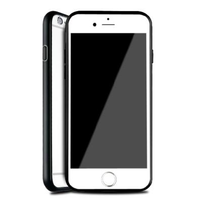 透明殼專家 iPhone6s PLUS 5.5吋雙材質 TPU邊框+PC背蓋 贈...