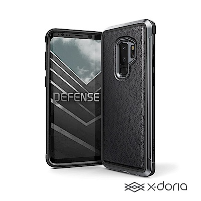 x-doria SAMSUNG S9 plus DEFENSE LUX 奢華防摔...