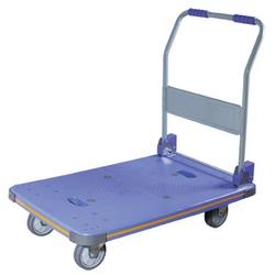 【COLOR】重型塑鋼折疊手推車(300kgs)