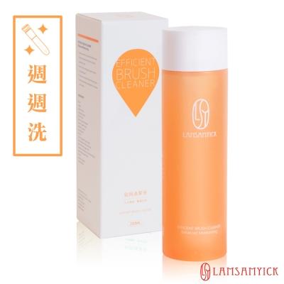 LSY林三益 刷具水洗液-橘(粉狀適用)200ml