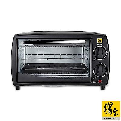 鍋寶 多功能溫控烤箱-9L RB-7090Z