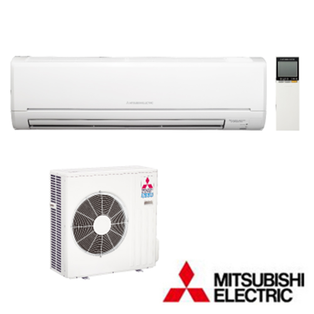 MITSUBISHI三菱 7-9坪變頻冷專分離式MUY-GE50NA/MSY-GE50NA